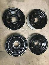 Sunraysia Rims from Toyota Hilux 2010 Woombye Maroochydore Area Preview