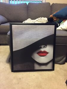 Modern Wall Art! Perfect condition!
