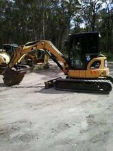NEWCASTLE HIRE SELL BUY RENT SERVICE FARM MACHINES EXCAVATORS Lake Macquarie Area Preview