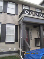 3 Bedroom Townhouse for Aug 1 **Rental Incentive** in Airdrie