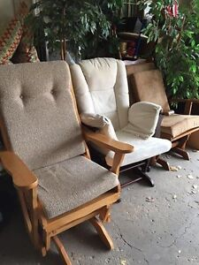 ROCKING CHAIRS & CHAIRS