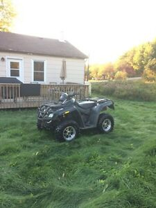 2008 can am outlander 500 xt