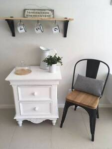 French Provincial Shabby Chic Vintage Side Table Early Settler Camden Camden Area Preview
