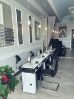 Luxury nail Salon & Spa for sale in North York