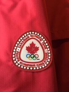 Official HBC Canadian Olympic Team Winter Coat Kingston Kingston Area image 2
