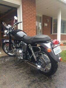 Triumph T-100 2013 London Ontario image 2