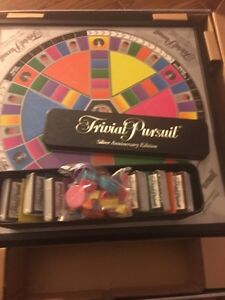 Trivia Pursuit Silver edition brand new in box Kitchener / Waterloo Kitchener Area image 1