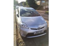 TOYOTA PRIUS WITH PCO LICENCE FOR SALE