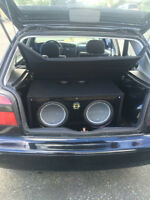 Rockford Fosgate Custom P2 Punch Subwoofer in-car sound system