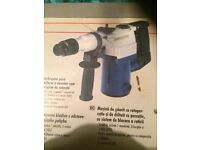 For sale a hammer drill