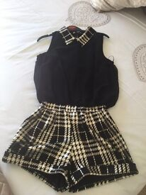 Playsuit from quiz