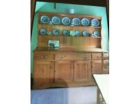 *BARGAIN* large Welsh dresser