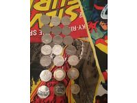 Lots of rare coins on sale resonable offers
