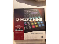 Maschine MKII Native Instruments