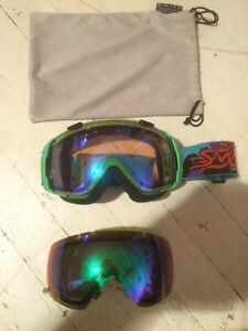 smith ski/snowboard goggles