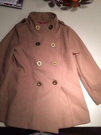 Girls John Lewis Coat age 7