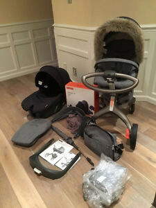 Stokke Xplory with tons of extras
