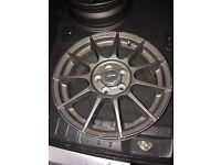 """16"""" MSW 21 Alloy Wheels"""