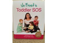 Jo Frost's Toddler SOS Book
