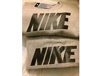 Grey Nike tracksuit
