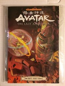Avatar the last air bender comic (part three)