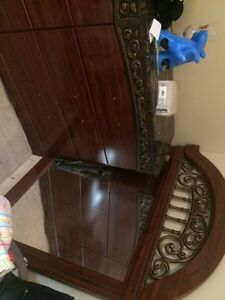 Large queen bedroom set