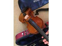 Stentor student ii violin set 4/4