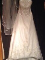 Robe de Mariée blanche Classique