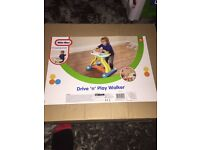Little Tikes drive n play walker