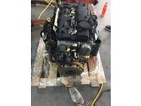 Ford transit Mark 7 Euro 5 engine 2012 2.2 tdci