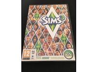For Sale Sims 3 for PC