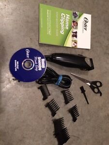 Oster pet home grooming kit