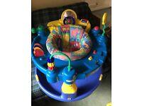 360 degree baby entertainer