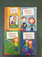 10 books in Abby Hayes series with two bonus books in French