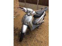Piaggio LIBERTY 50cc fast sale