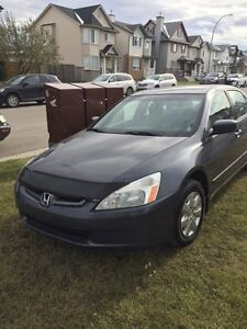 2003 Honda Accord 4Door