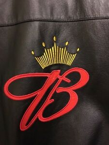 Dale Earnhardt Jr #8 Genuine Leather Jacket Windsor Region Ontario image 3
