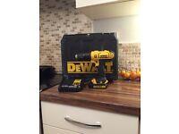 Dewalt 18v drill brand new