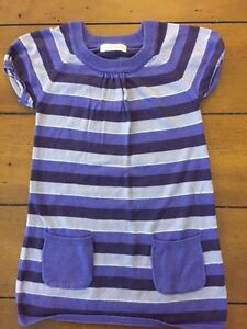 Girls' Tunic Style Top - Size 5