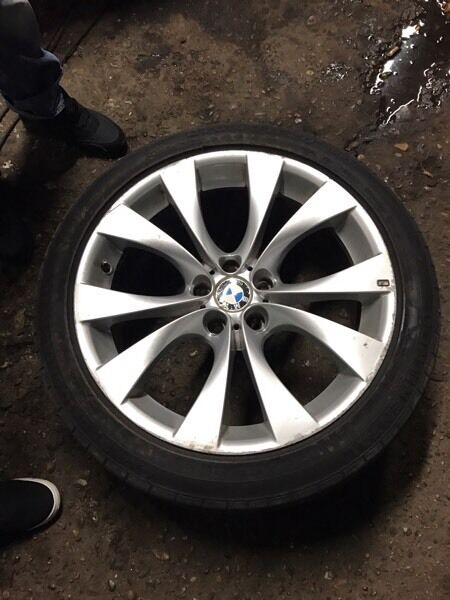 BMW X5 e70 m sport alloys