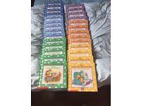 Kids book set for sale