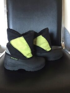 WINTER BOOTS, toddler size 10