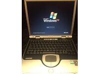 Used laptop computer