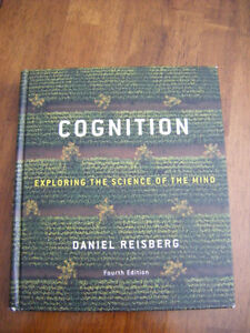 Cognition: Exploring the Science of the Mind (4th ed) + workbook