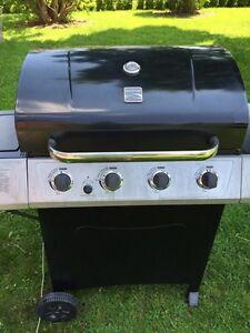 Kenmore 4 burner +1, propane BBQ  Kitchener / Waterloo Kitchener Area image 2