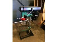 Pillar drill band saw bench grinder grinder stand. Job lot all good condition or new £100