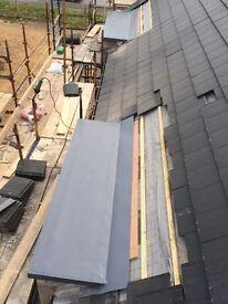 Flat roof, PVC ,