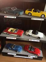 Collection diecast 1/18 die cast UAP Napa garage présentoir