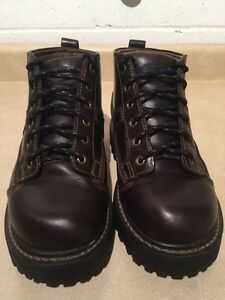 Men's American Eagle Leather Boots Size 8 London Ontario image 4