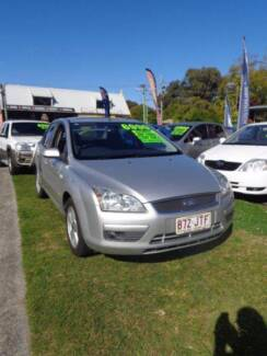 2006 Ford Focus Sedan Surfers Paradise Gold Coast City Preview